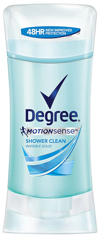 Degree MotionSense Anti Perspirant and Deodorant