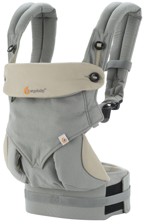 5. ERGObaby Four-Position 360 Baby Carrier