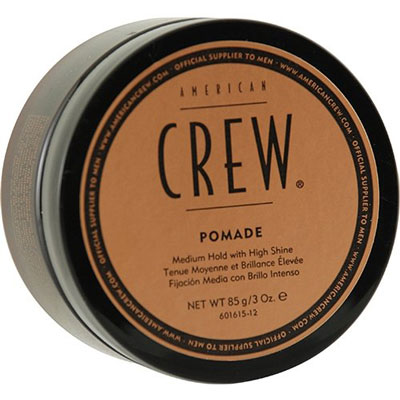 9. American Crew Hair Styling Pomade - Pomades for Thick Hair