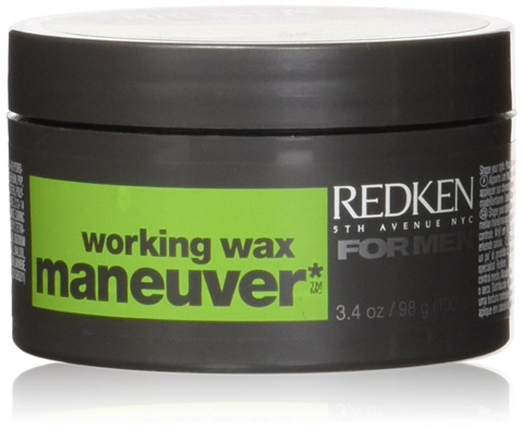 Maneuver Work Wax Unisex Wax by Redken
