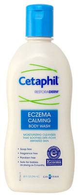1. Cetaphil Restoraderm, Eczema Calming Body Wash, Top 10 Best Shampoos For Baby In 2015 Reviews