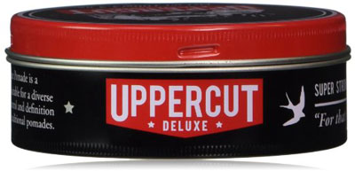 2. Uppercut Deluxe Pomades for Thick Hair