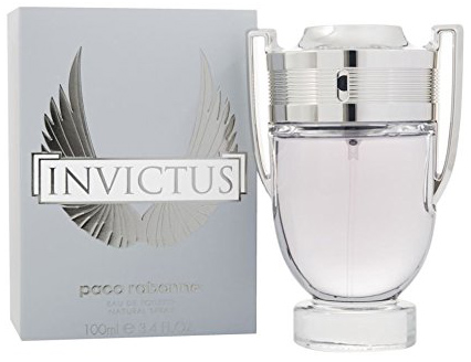 02. Invictus from Paco Rabanne EDT Spray