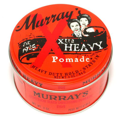 Murray's Extra Heavy Hair Pomade