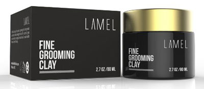 1. Lamel Hair Styling Clay for Men, Women
