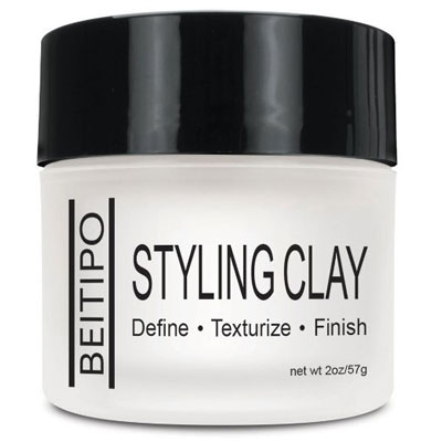 Styling Clay Pomade Hair Care Aid