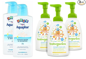 Top 10 Best Shampoos For Baby In 2015 Reviews