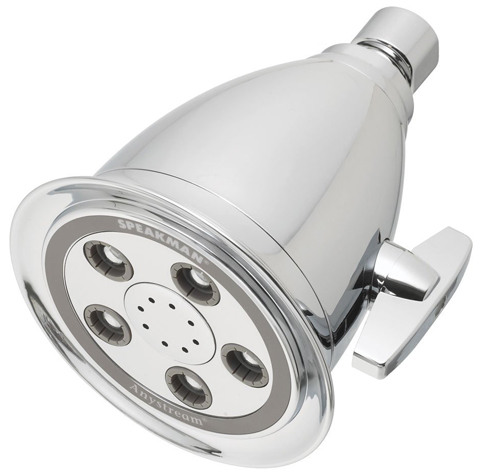 7. Speakman S-2005-HB Hotel Anystream High Pressure Adjustable Shower Head