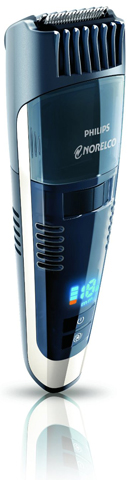 7. Philips Norelco BeardTrimmer 7300, Vacuum Trimmer