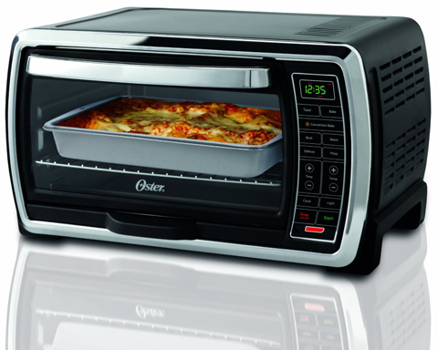 2. Oster Large Capacity Toaster Oven