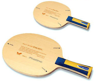 1. Butterfly Table Tennis Racket