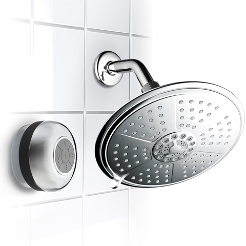 8. HotelSpa® Cool Shower Ultra-Luxury 7-Setting 7 Inch Rainfall Shower-Head