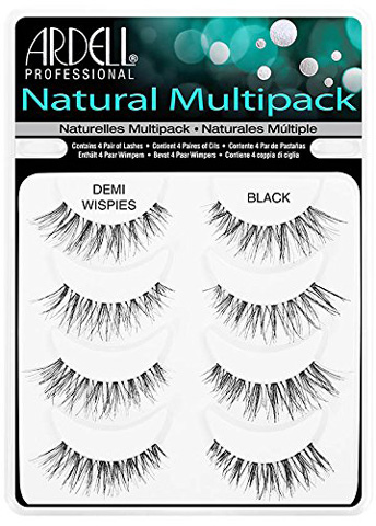 9. The Ardell Multipack Demi Wispies Fake Eyelashes