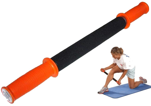 6. Tiger Tail Muscle Roller Massage Stick