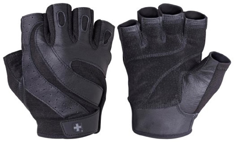 2. Harbinger 143 Men's Pro FlexClosure Gloves