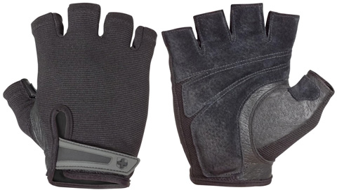 1. Harbinger 155 Power StretchBack Glove