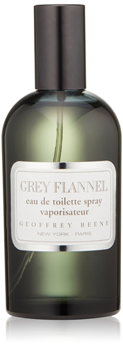 3. Grey Flannel by Geoffrey Beene for Men, Eau De Toilette Spray