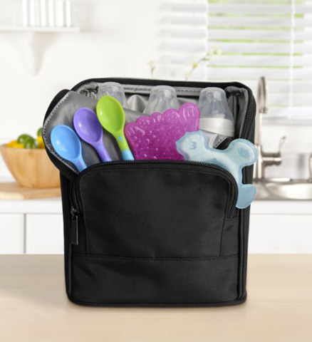 9. The Munchkin Cool Wrap Bottle Bag