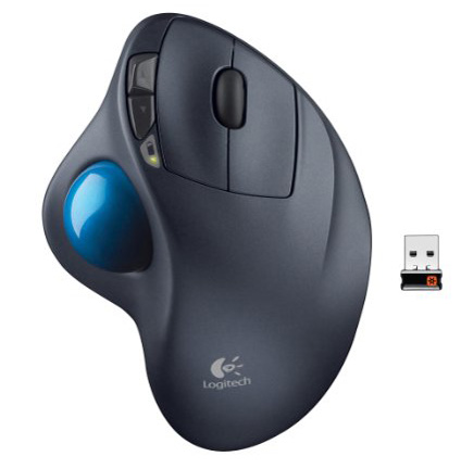 5. Logitech M570 Wireless Trackball