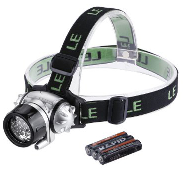 10. LE LED Headlamp