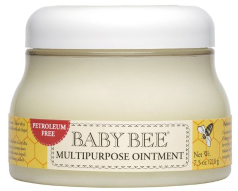 1. Burt's Bees Baby Bee 100% Natural Multipurpose Ointment