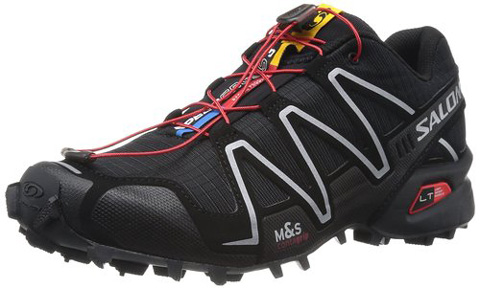 2. Salomon Men's Trail Running Shoe