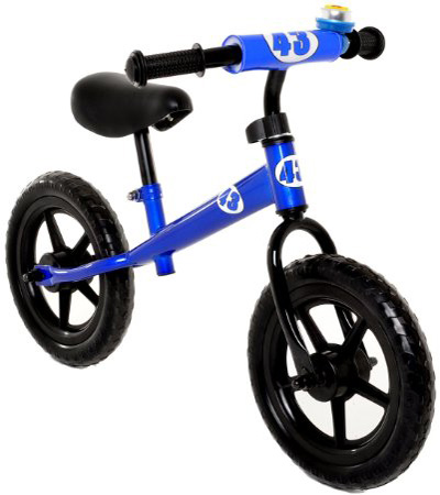 4. The Children's Balance No Pedal Push Bicycle