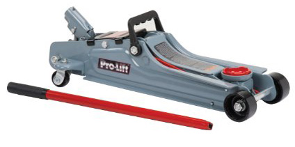 1. Pro-Lift F-767 Grey Low Profile Floor Jack