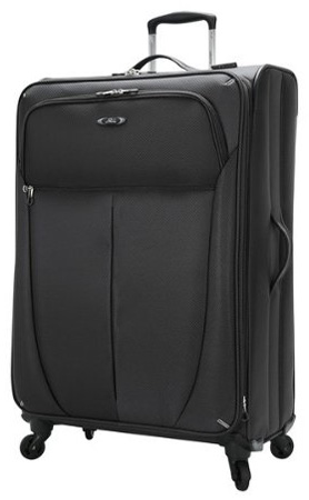 10. Skyway Luggage Mirage Ultralite 28-inch 4 Wheel Expandable Upright