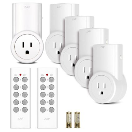 1. Etekcity Wireless Outlet Switch