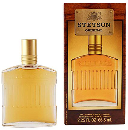 6. Coty Stetson Cologne Splash for Men, 2.25 Ounce