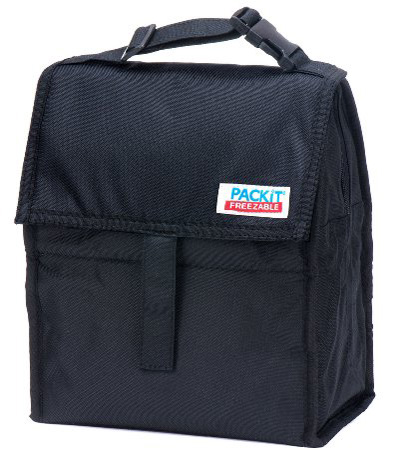 10. The Pack It Freezable Lunch Bag with Zip Closure