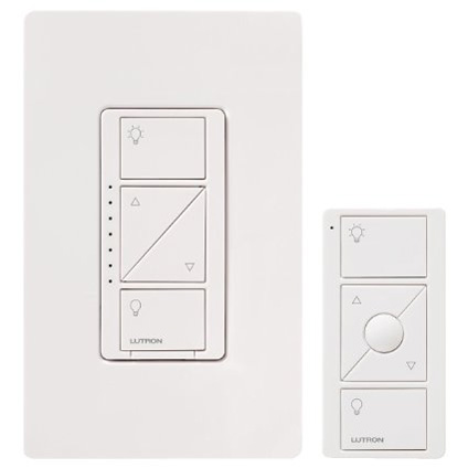 7. Lutron Multi-Location In-Wall Dimmer