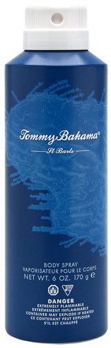 6. Tommy Bahama Set Sail St. Barts Body Spray, 6 Ounce