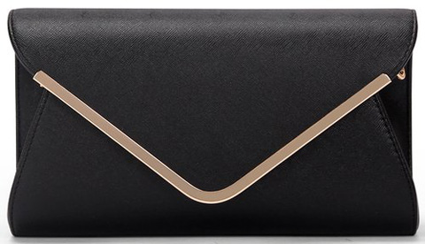 9. ILISHOP High-end Brand Evening Envelopes Clutch Bag