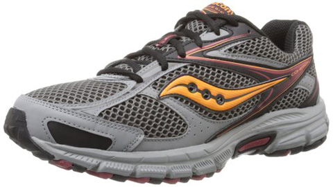 9. Saucony Men's Cohesion Trail Running Shoe - Men's Running Shoes