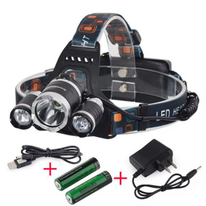 9. InnoGear 5000 Headlight