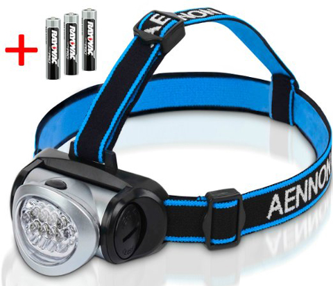 4. AENNON Headlamp