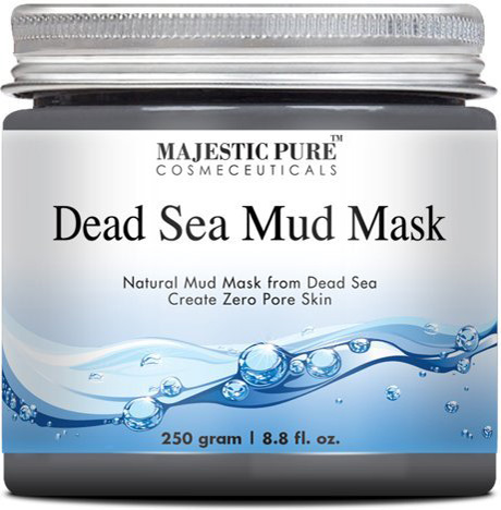 9. Spa's Premium Quality Facial CleanserMajestic Pure Dead Sea Mud Mask