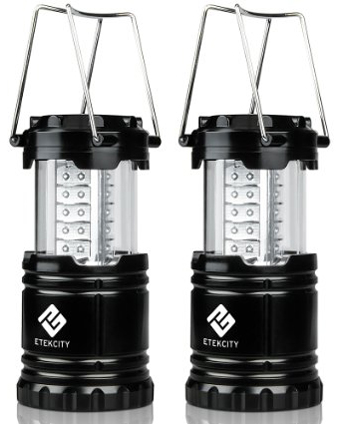 10. The Etekcity 2 Pack Portable Outdoor