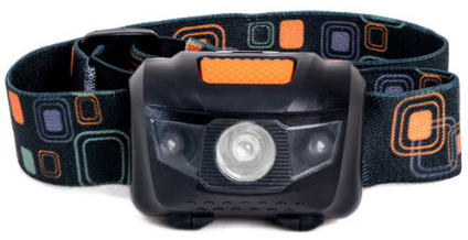 1. Shining Buddy LED Headlamp