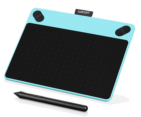 10. The Wacom Intuos Draw digital drawing and graphics tablet
