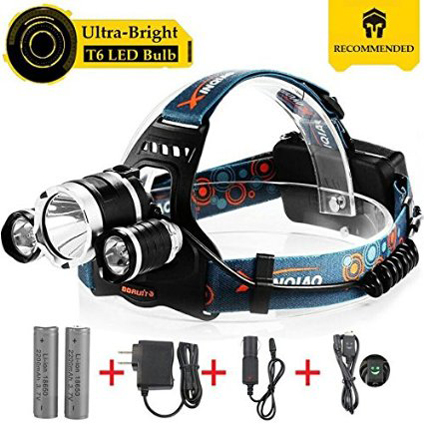 3. Inqiao Headlamp