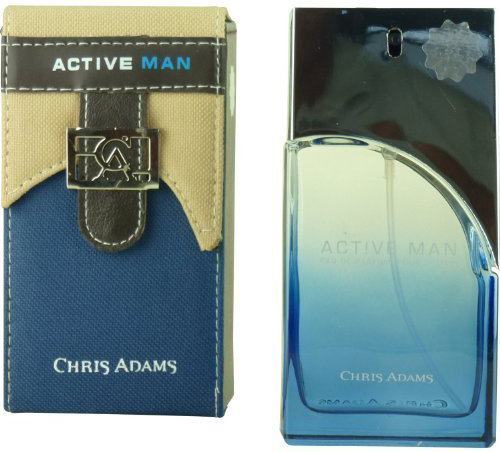 5. Active Man - Eau De Parfum Pour Homme 100ml By Chris Adams Perfumes