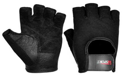 6. iiSPORT Men's Weight Lifting Gloves