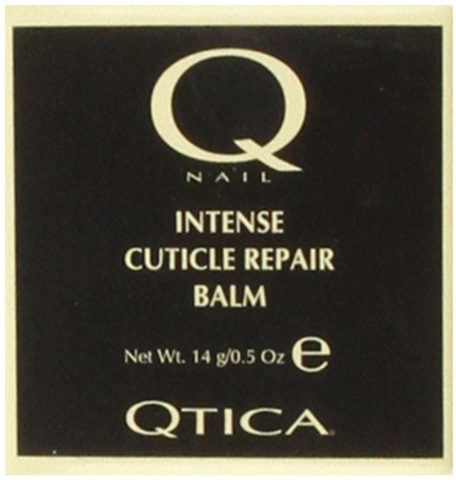 7. QTICA Intense Cuticle Repair Balm-0.5oz