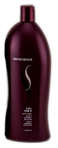 6. Senscience C.P.R –Cuticle Porosity Reconstructor Treatment