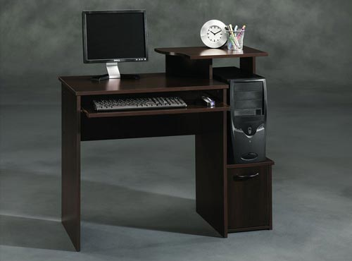 8. Sauder Beginnings Computer Desk