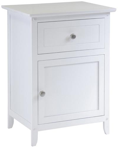 9. Winsome Wood Night Stand