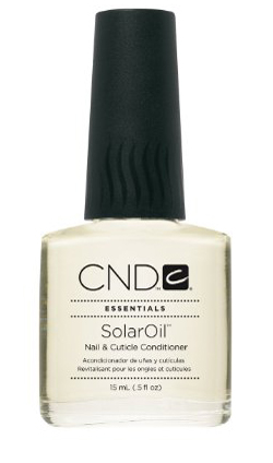 8. Creative Nail Solaroil Cuticle Oil, 0.5 Fluid Ounce
